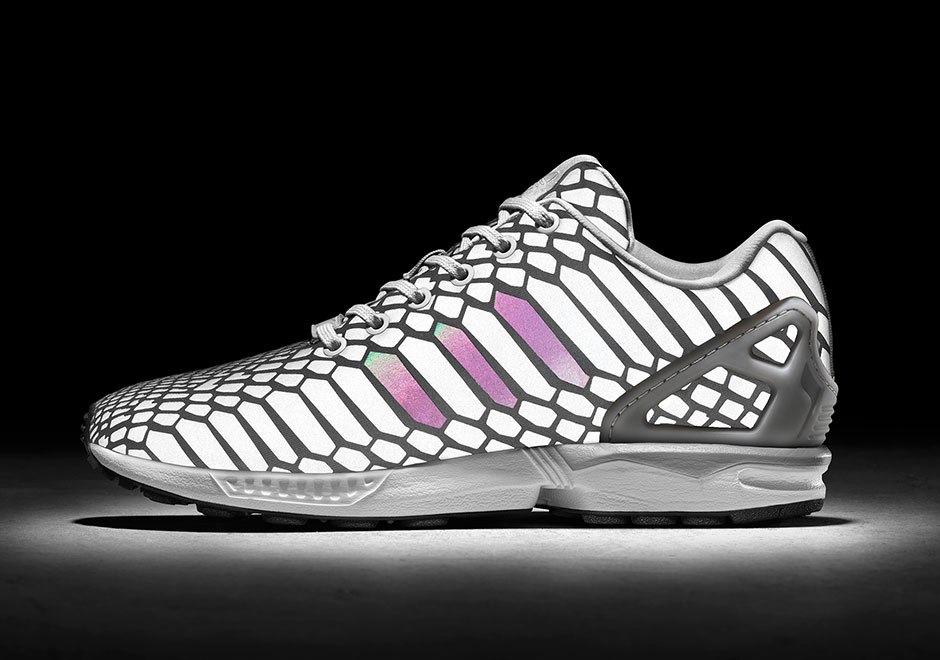 adidas light reflective shoes