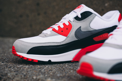 2015 Nike Air Max 90 'Infrared' 3 WearTesters