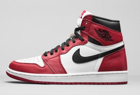 Air Jordan 1 Retro High OG 'Chicago' - Official Look + Release Info 2