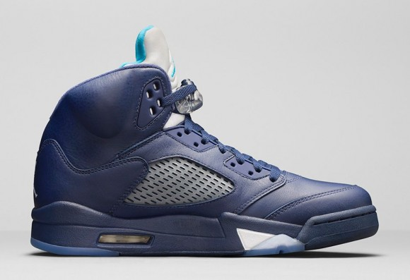Air Jordan 5 Retro 'Pre Grape' - Release Information-5