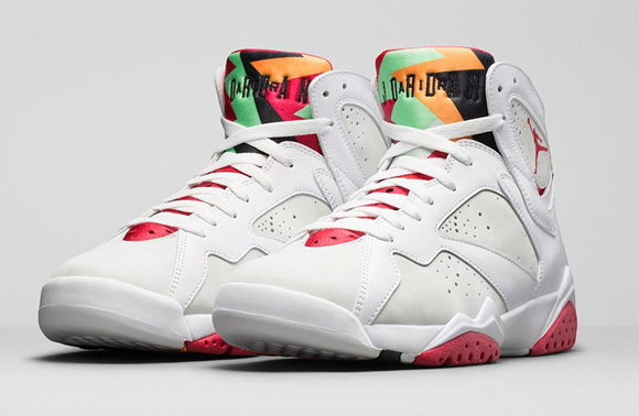 Air Jordan 7 Retro 'Hare' – Official Look + Release Info 1