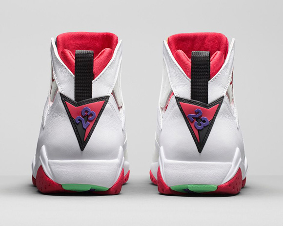 Air Jordan 7 Retro 'Hare' - Official Look + Release Info 4