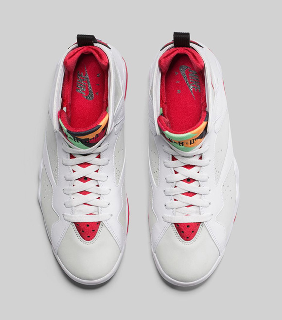 Air Jordan 7 Retro 'Hare' - Official Look + Release Info 5