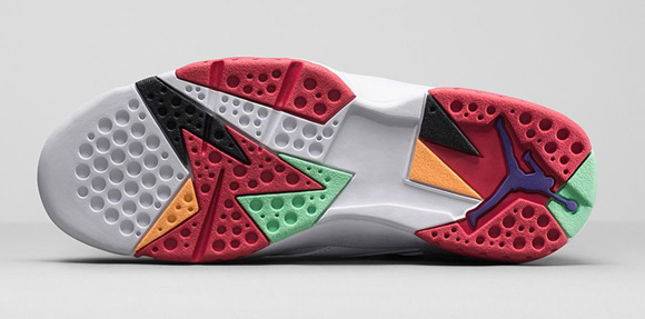 Air Jordan 7 Retro 'Hare' - Official Look + Release Info 9