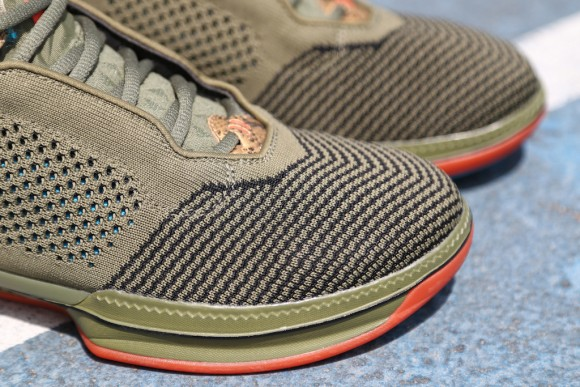 Brandblack J Crossover 2 'St. Patty's Day' up close