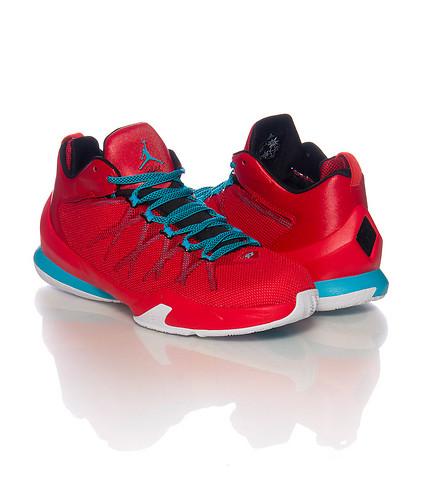 Jordan CP3.VIII AE Red Blue 3