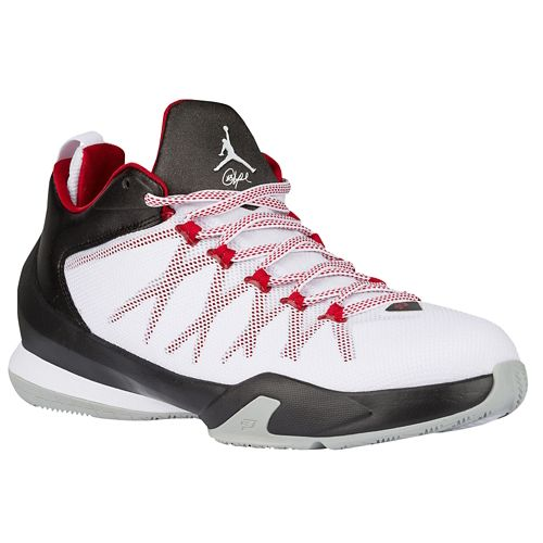 Jordan CP3.VIII AE White Black – Red – Available Now 1