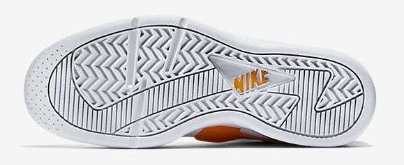 Nike Air Flight Huarache 'Los Angeles Lakers' outsole bottoms traction