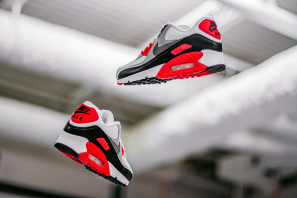 Nike Air Max 90 'Infrared' 3 WearTesters
