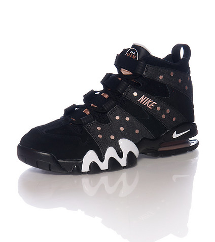 Nike Air Max CB '94 Black: Bronze lateral side