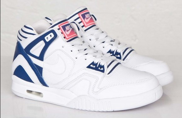 Nike Air Tech Challenge 2 'Pinstripes'