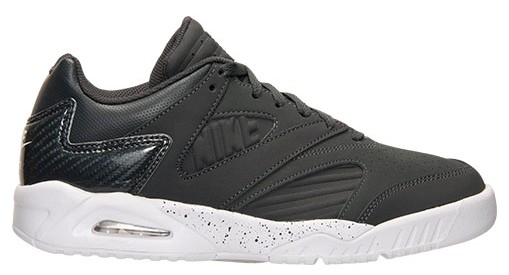 Nike Air Tech Challenge 4 Low 'Anthracite' lateral side