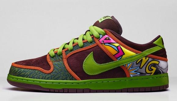 Nike Dunk Low Premium SB 'De La Soul' – Release Information-4