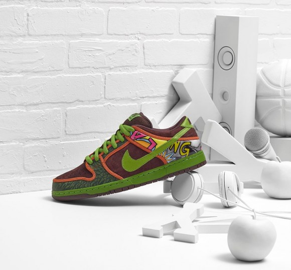 Nike Dunk Low Premium SB 'De La Soul' – Release Information1