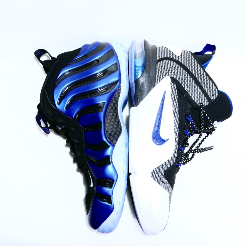 Nike Air Foamposite One Blue MirrorWhere To Buy575420 ...