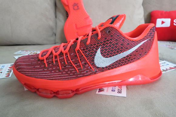 Nike KD 8 - Detailed Look 11
