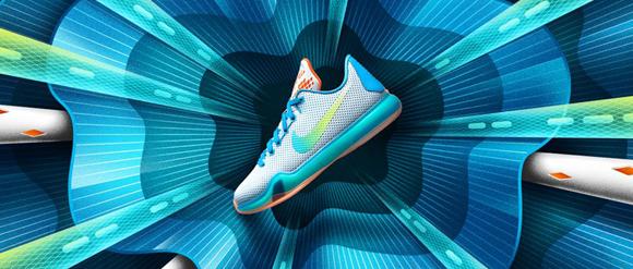 Nike Kobe X GS' High Dive' 1