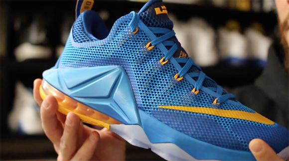 Nike LeBron 12 Low 'Entourage' – Detailed Look Review