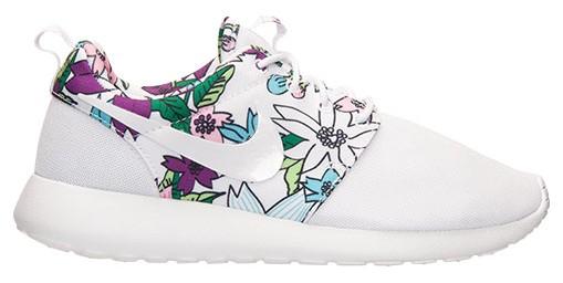 Nike Roshe One 'Aloha' artisan teal persian violet