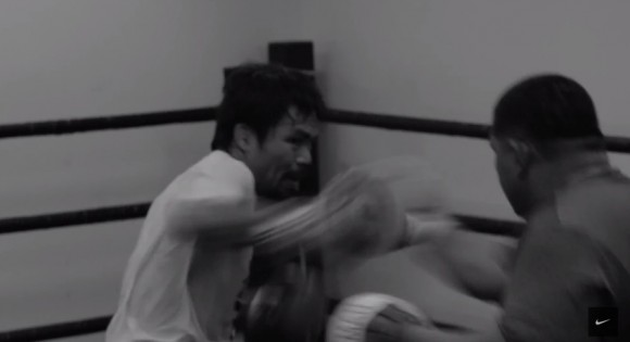 Nike Training Manny Pacquiao