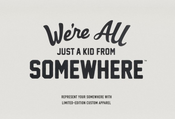 Represent Your Somewhere with Limited-Edition Custom Apparel 2