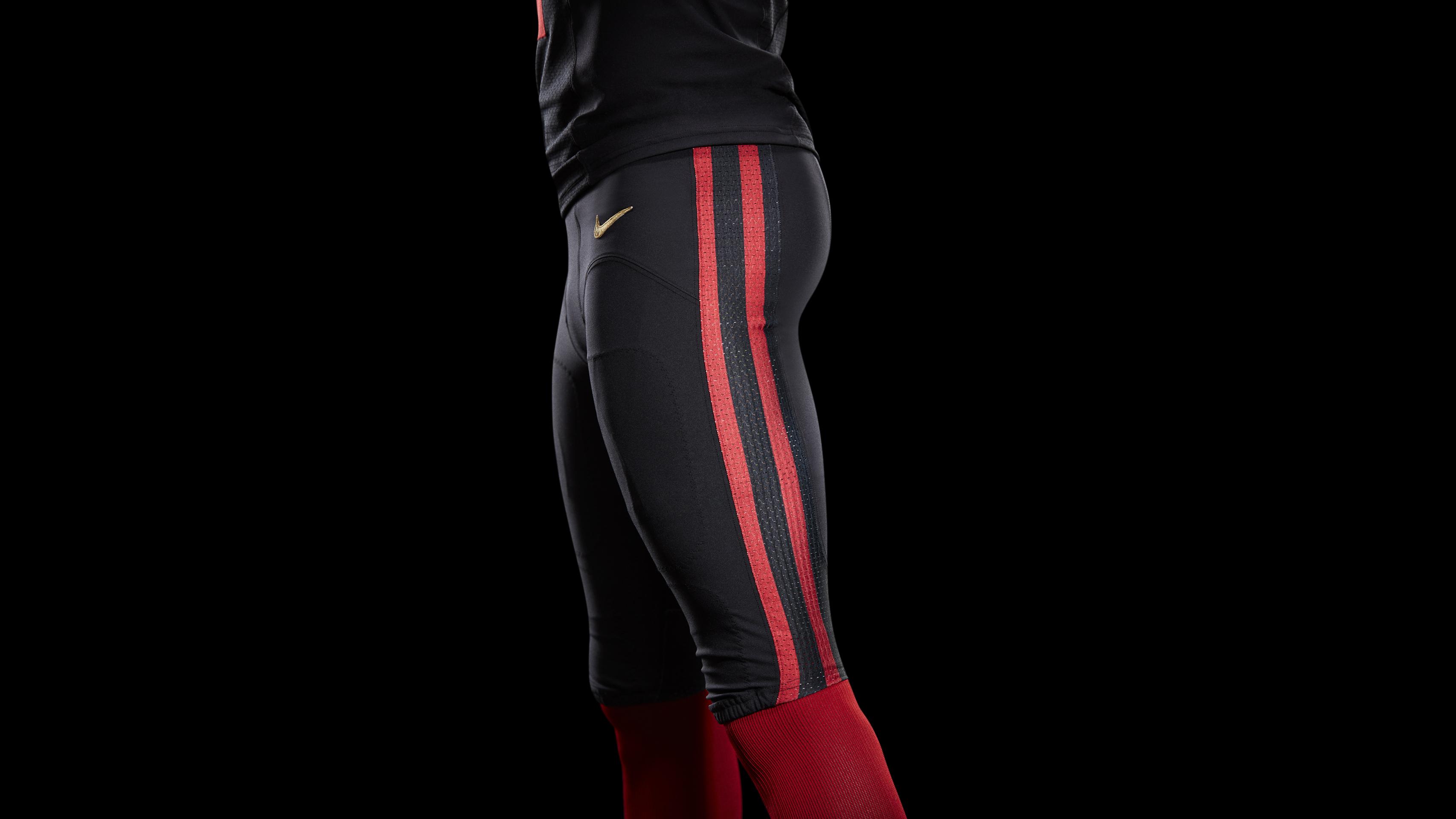 online retailer f89fe ec0b6 San Francisco 49ers Get New All-Black Alternate Uniforms ...