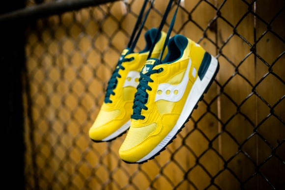 Saucony Shadow 5000 Now Comes in Yellow White – Green 1