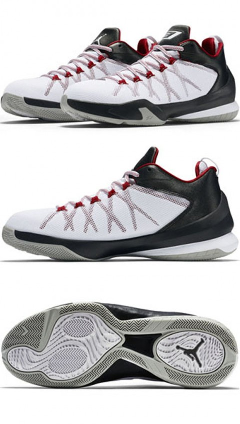 The Jordan CP3.VIII AE for Chicago Fans 2