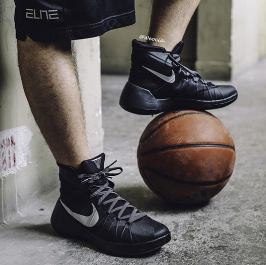 The Nike Hyperdunk 2015 Gets an On-Foot Look 1