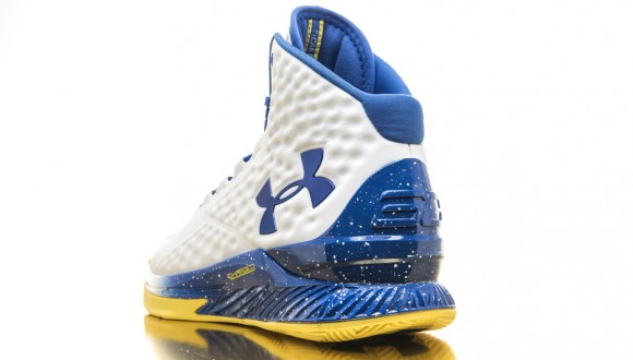 Under Armour Curry One 'Playoff' - Up Close & Personal 14