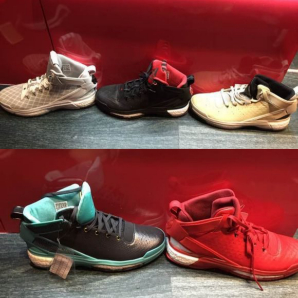 adidas D Rose 6 Boost new colorways 2