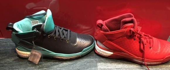 adidas D Rose 6 Boost new colorways