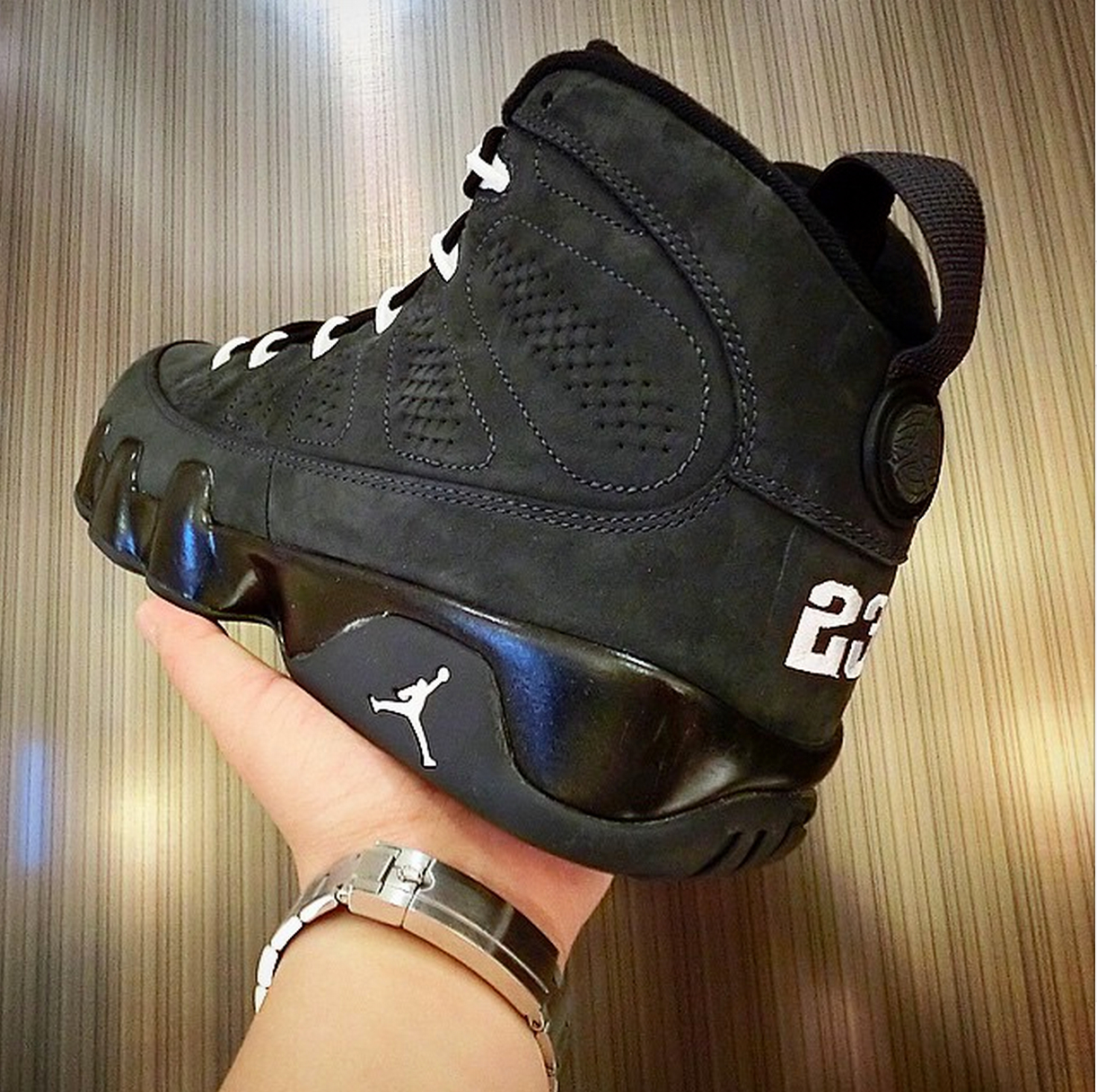 new concept 2612b 0620f A New Air Jordan 9 Retro for September - WearTesters