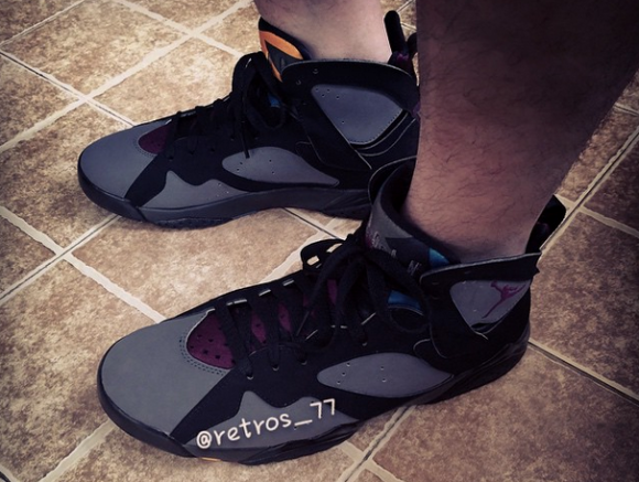 Air Jordan 7 Retro 'Bordeaux' Gets Remastered for 2015 6