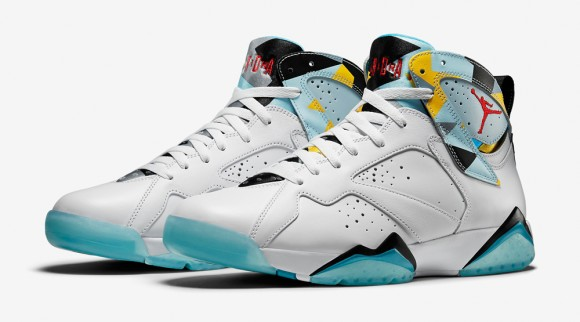 Air Jordan 7 Retro N7 – Official Look 1