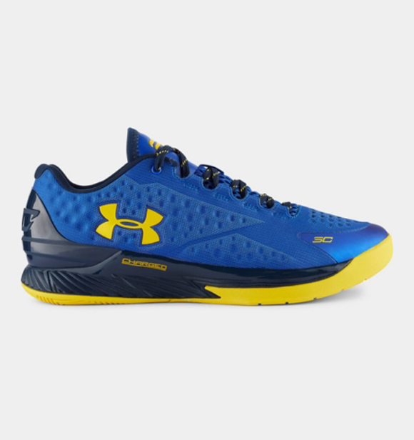 Another Look at The First Two Under Armour Curry One Low Releases 1
