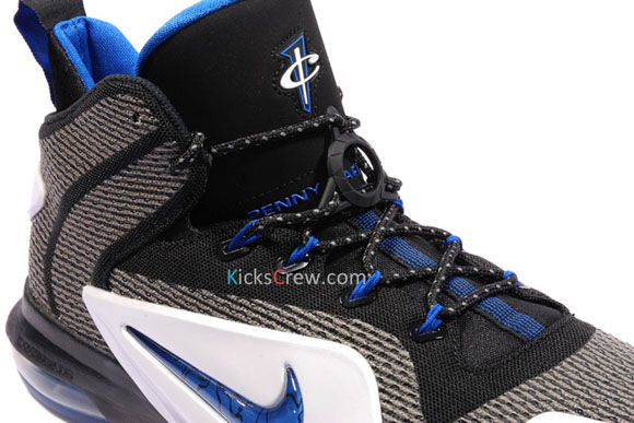 Detailed at The Nike Air Penny Pack 11