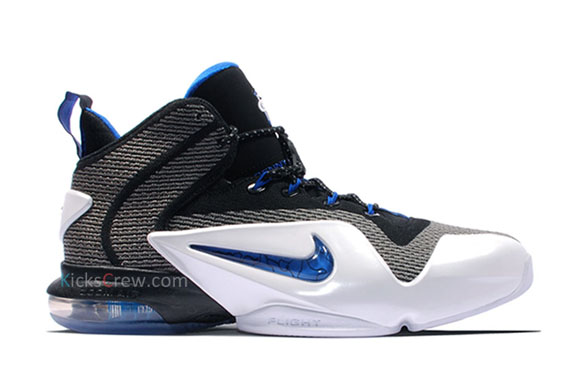 Detailed at The Nike Air Penny Pack 8