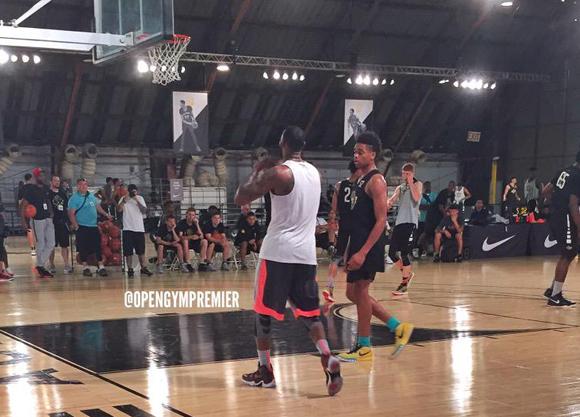LeBron James Leaks The Nike LeBron 13 1