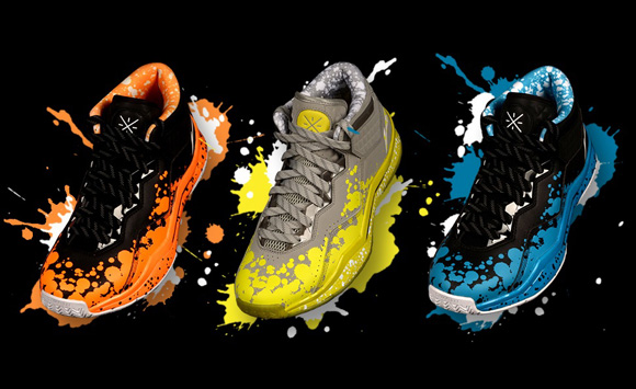 Li-Ning Way of Wade 3 'Drip' Series – Available Now