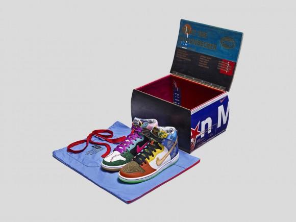 Nike Dunk High SB 'What The Doernbecher'