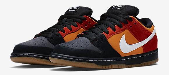 Nike Dunk Low SB Pro 'Magmar'