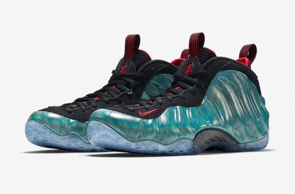 Nike Foamposite One 'Gone Fishing'