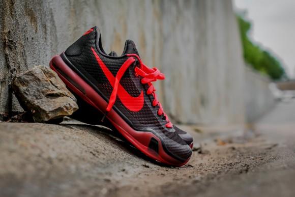 Nike Kobe X 'Bright Crimson'-2