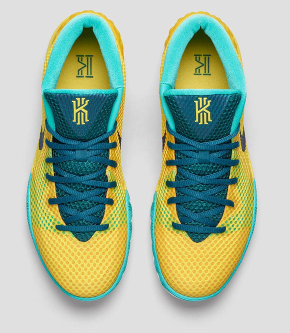 Nike Kyrie 1 'Letterman' - Official Look + Release Info 4