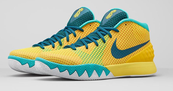 Nike Kyrie 1 'Letterman' - Official Look + Release Info Main