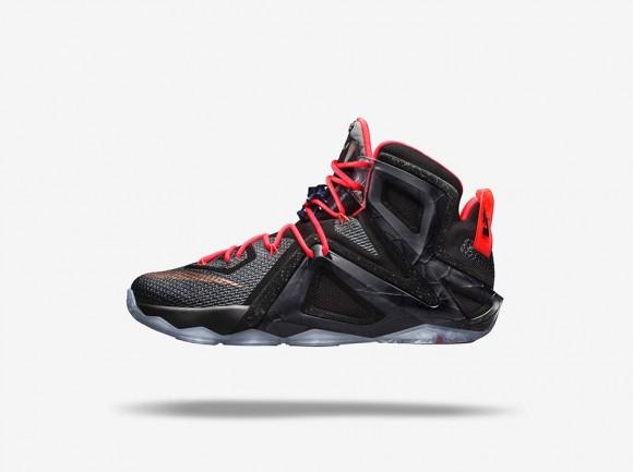 Nike LeBron 12 Elite Rose Gold