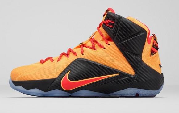 Nike LeBron 12 'Witness' medial