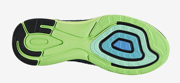 Nike LunarGlide 7 outsole