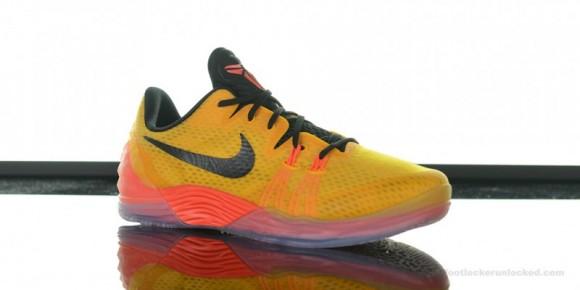 Nike Zoom Kobe Venomenon 5 'University Gold' Arriving at Retailers Now 3